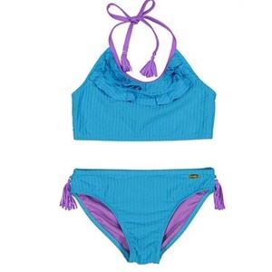 NWT Jessica Simpson 3T toddler swimsuit